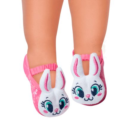 PK6957-CO--010101680499--moda-bebe-menina-meia-sapatilha-coelhinha-puket-no-bebefacil-loja-de-roupas-enxoval-e-acessorios-para-bebes
