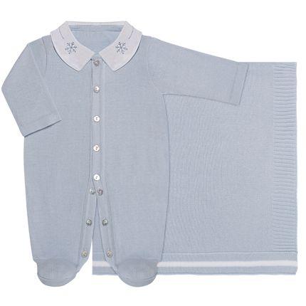 LBY5281-A_A-moda-bebe-menino-saida-maternidade-macacao-longo-manta-tricot-azul-petit-by-lababy-no-bebefacil-loja-de-roupas-enxoval-e-acessorios-para-bebes