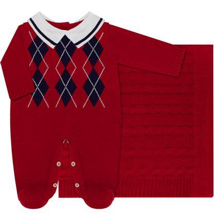 LBY5086-V_A-moda-bebe-menino-saida-maternidade-macacao-longo-manta-tricot-argyle-vermelha-mini-sailor-by-lababy-no-bebefacil-loja-de-roupas-enxoval-e-acessorios-para-bebes