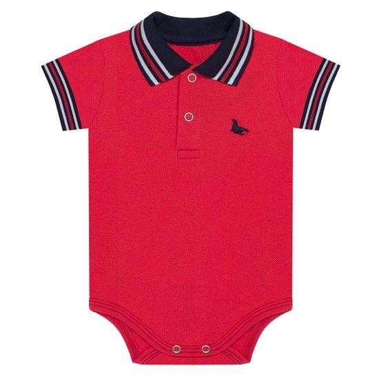 LBY4663_A-moda-bebe-menino-body-polo-curto-piquet-vermelho-mini-sailor-by-la-baby-no-bebefacil-loja-de-roupas-enxoval-e-acessorios-para-bebes