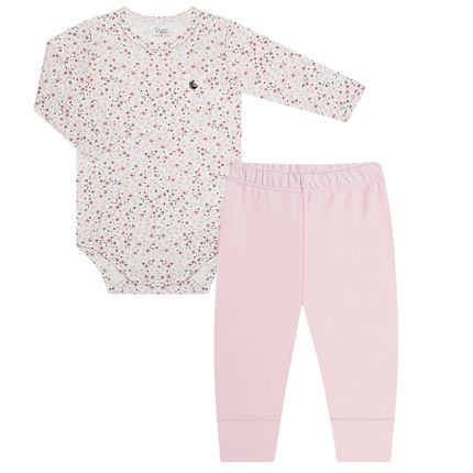 LBY4895-RN_A-moda-bebe-menina-conjunto-body-longo-calca-mijao-em-suedine-florzinhas-petit-by-la-baby-no-bebefacil-loja-de-roupas-enxoval-e-acessorios-para-bebes