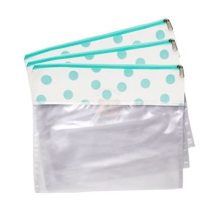 MB12CAN604.09-A-Conjunto-3-Saquinhos-de-Maternidade-Candy-Colors-Menta---Masterbag