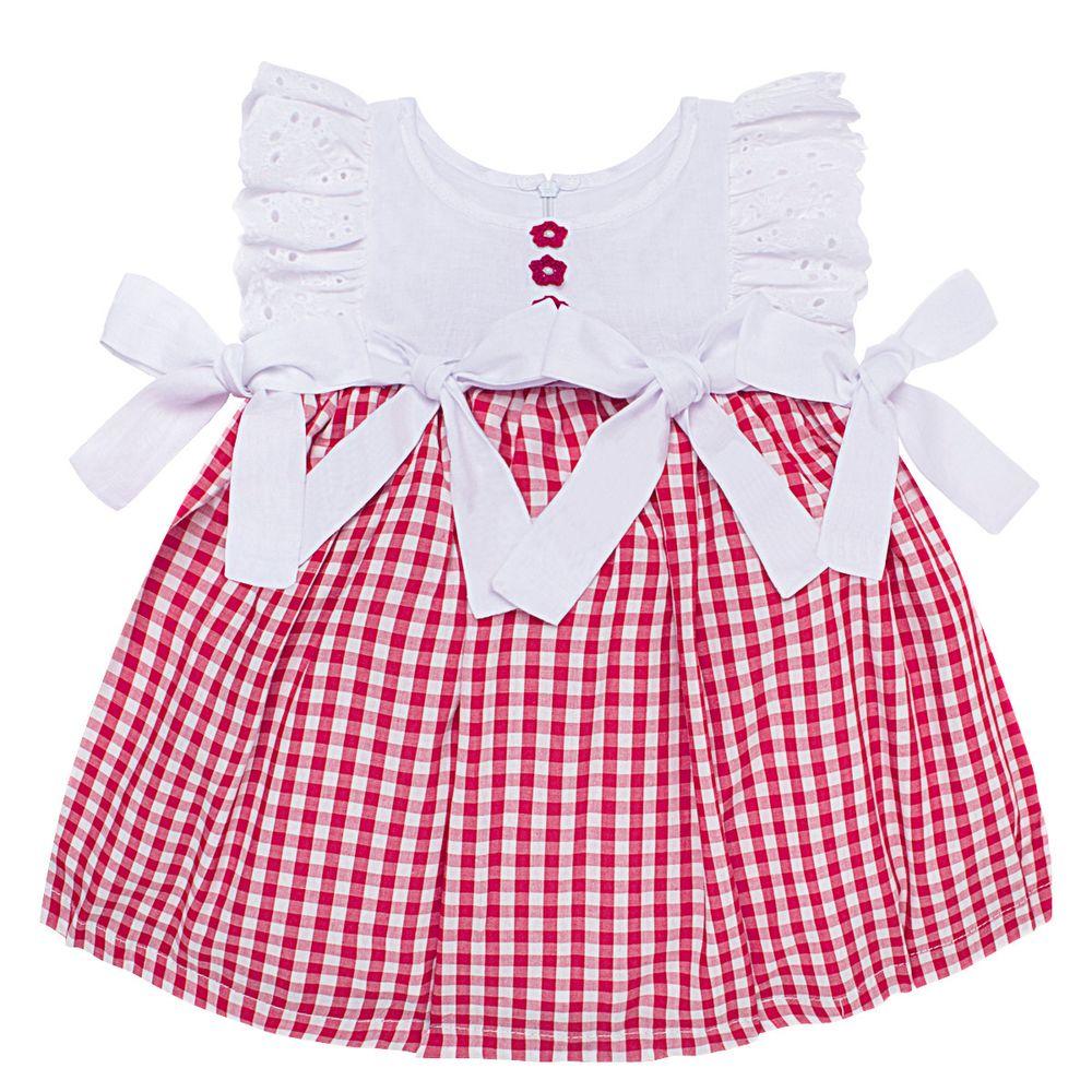 4738078B007_A-moda-bebe-menina-vestido-festa-tricoline-laise-lacinhos-xadrez-no-bebefacil-loja-de-roupas-enxoval-e-acessorios-para-bebes