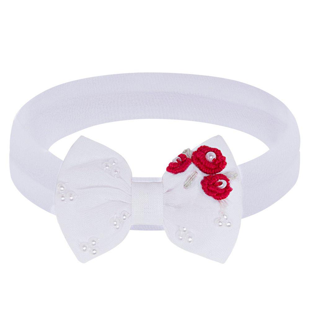 00548015561_A-moda-bebe-menina-acessorios--faixa-meia-recem-nascido-laco-florzinhas-vermelha-roana-no-bebefacil-loaj-de-roupas-enxoval-e-acessorios-para-bebes