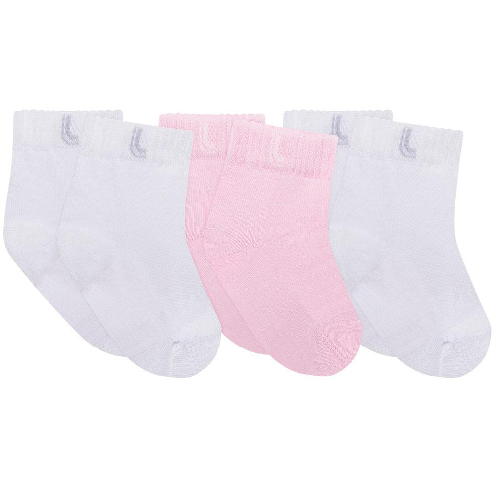 LU02025-089.0902_A-moda-bebe-menina-tripack-kit-3-meias-branca-rosa-lupo-no-bebefacil-loja-de-roupas-enxoval-e-acessorios-para-bebes