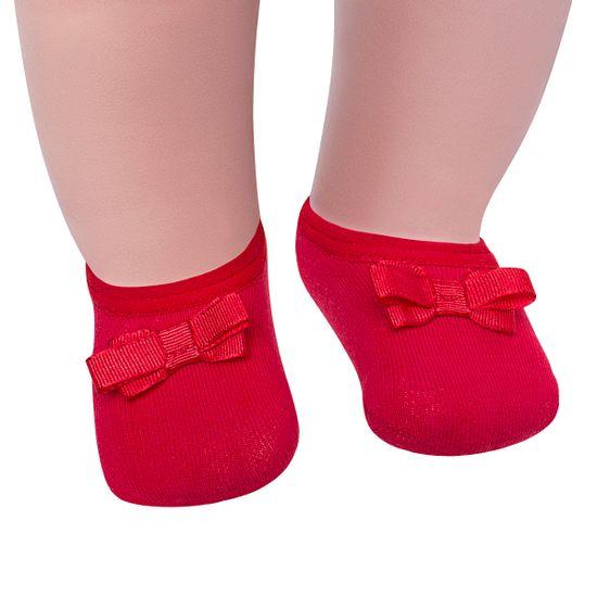 LU02006-018-5650_A--moda-bebe-menina-meia-sapatilha-laco-gorgurao-vermelha-lupo-no-bebefacil-loja-de-roupas-enxoval-e-acessorios-para-bebes