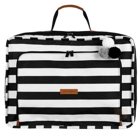 MB12BRO402.21-A-Mala-Maternidade-Vintage-Brooklyn-Black-and-White---Masterbag