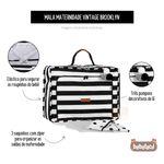MB12BRO402.21-C-Mala-Maternidade-Vintage-Brooklyn-Black-and-White---Masterbag