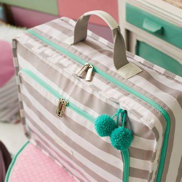 MB12CAN402.09-E-Mala-Maternidade-Vintage-Candy-Colors-Menta---Masterbag
