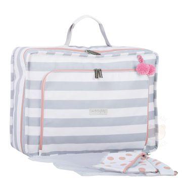 MB12CAN402.08-B-Mala-Maternidade-Vintage-Candy-Colors-Menta---Masterbag