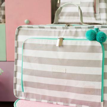 MB12CAN402.08-D-Mala-Maternidade-Vintage-Candy-Colors-Menta---Masterbag