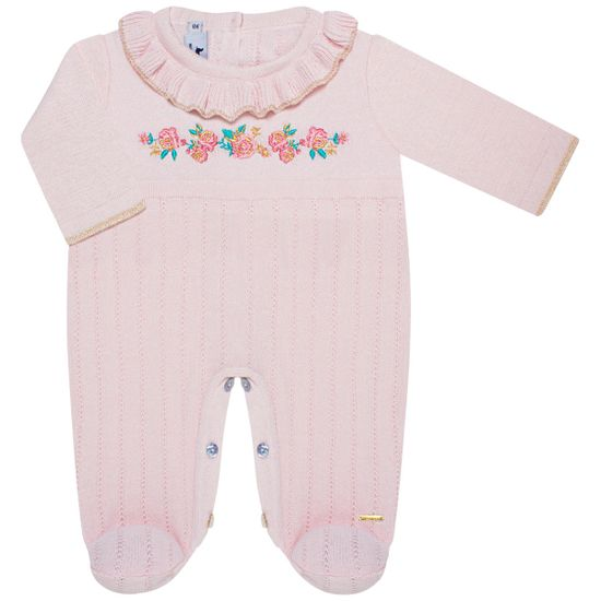 LBY25414832_A-moda-bebe-menina-macacao-longo-golinha-frufru-em-tricot-fleurs-mini-sailor-by-la-baby-no-bebefacil-loja-de-roupas-enxoval-e-acessorios-para-bebes