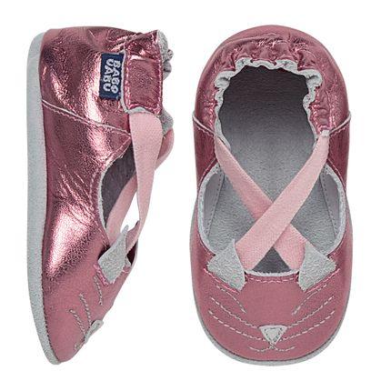 BABO82_A-sapatinhos-bebe-menina-sapatilha-couro-eco-gatinha-metalizada-rosa-babo-uabu-no-bebefacil-loja-de-roupas-enxoval-e-acessorios-para-bebes