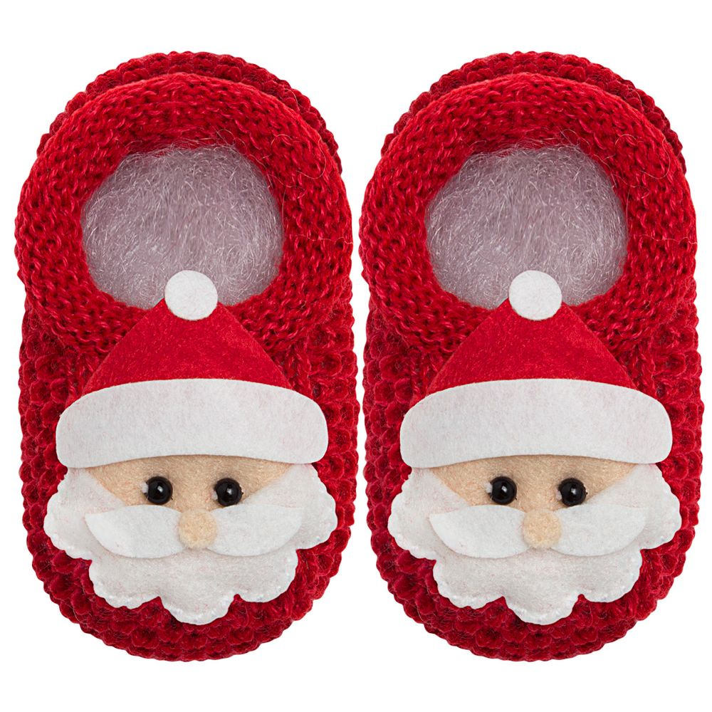 47338012007_A-sapatinho-bebe-menino-menina-sapatinho-tricot-papai-noel-vermelho-roana-no-bebefacil-loja-de-roupas-enxoval-e-acessorios-para-bebes