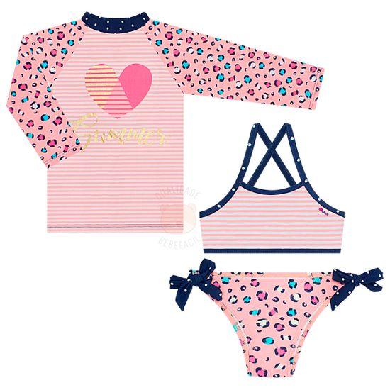 KIT1.ONCA_A-moda-praia-menina-conjunto-de-banho-camiseta-surfista-biquini-oncinha-summer-puket-no-bebefacil-loja-de-roupas-enxoval-e-acessorios-para-bebes