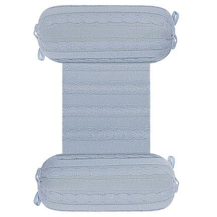 SNT4281_A-enxoval-e-maternidade-bebe-menino-segura-nene-em-tricot-trancado-azul-petit-by-la-baby-no-bebefacil-loja-de-roupas-enxoval-e-acessorios-para-bebes
