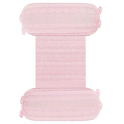 SNT4279_A-enxoval-e-maternidade-bebe-menina-segura-nene-tricot-rosa-petit-by-la-baby-no-bebefacil-loja-de-roupas-enxoval-e-acessorios-para-bebes