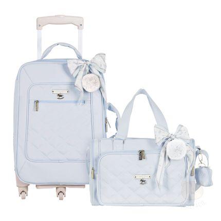 MB11SOL405.01---MB11SOL210.01-A-Mala-Maternidade-com-rodizio---Bolsa-Termica-para-bebe-Anne-Soldadinho-Azul---Masterbag