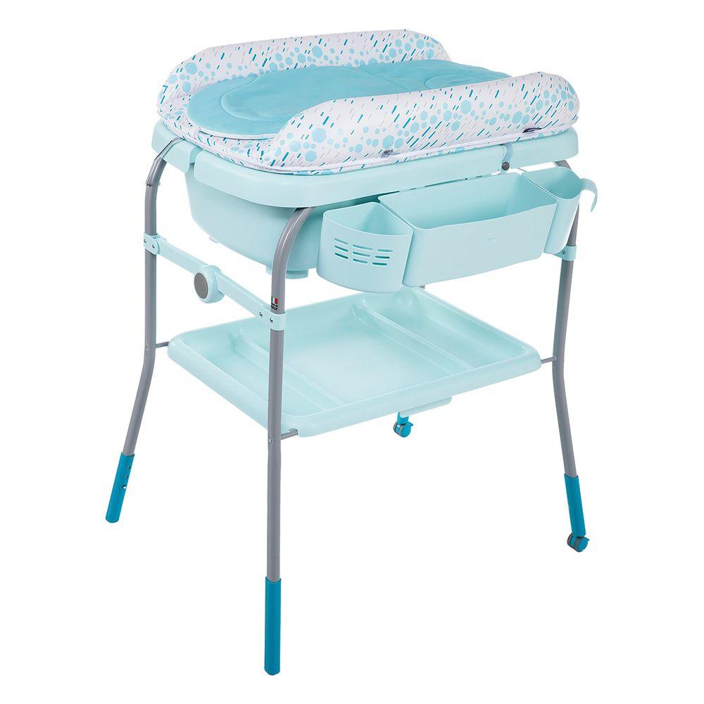 CH9008-F-A-Banheira-para-bebe-c-trocador-Cuddle-e-Bubble-Comfort-Dusty-Green---Chicco