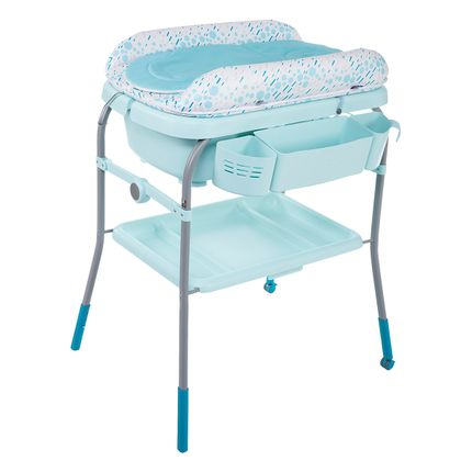 CH9008-F-A-Banheira-para-bebe-c-trocador-Cuddle-e-Bubble-Comfort-Dusty-Green---Chicco