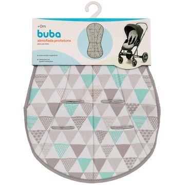 BUBA11765-F-Almofada-Protetora-para-carrinho-de-bebe-Triangulos---Buba