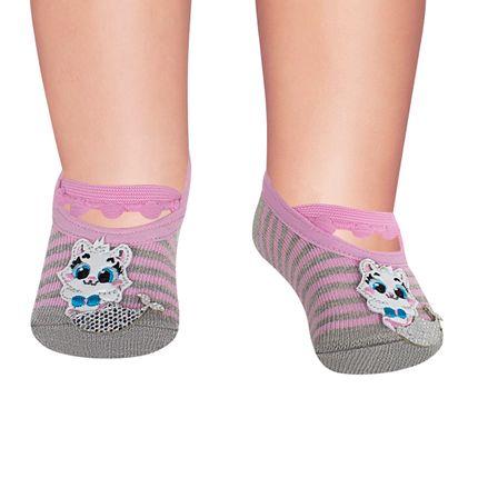 PK6939-GA-010101610_A-moda-bebe-menina-acessorios-meia-sapatilha-gatinha-puket-no-bebefacil-loja-de-roupas-enxoval-e-acessorios-para-bebes