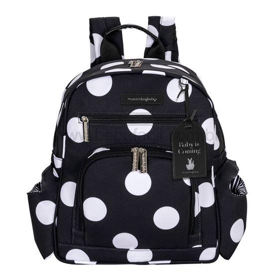 MB12BUB307.02-A-Mochila-Maternidade-Noah-Bubbles-Preto---Masterbag