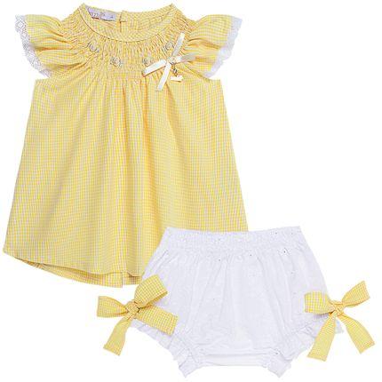 48180223A013_A-moda-bebe-menina-vestido-com-calcinha-emtricoline-casinha-de-abelha-amarillo-roana-no-bebefacil-loja-de-roupas-enxoval-e-acessorios-para-bebes