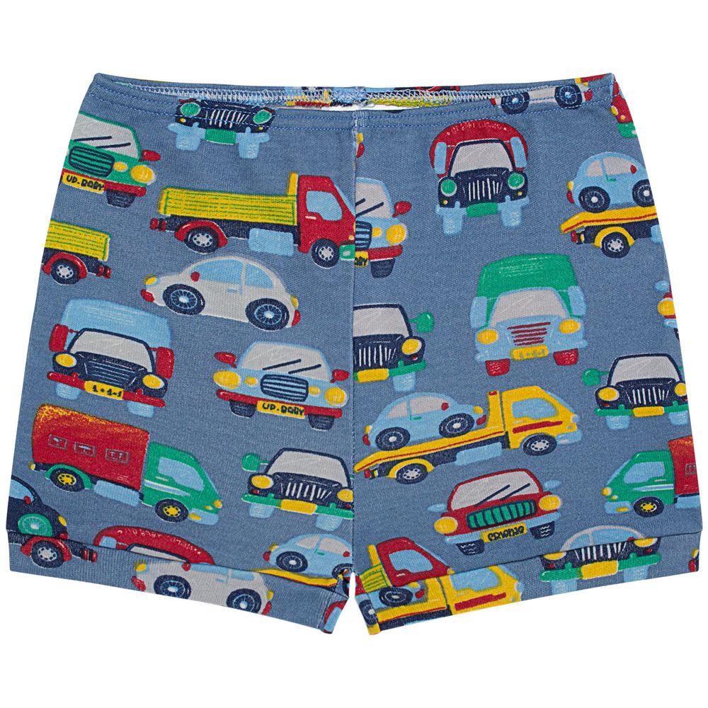 1801.42559-AB0678_-A-moda-bebe-menino-short-em-suedine-carrinhos-up-baby-no-bebefacil-loja-de-roupas-enxoval-e-acessorios-para-bebes