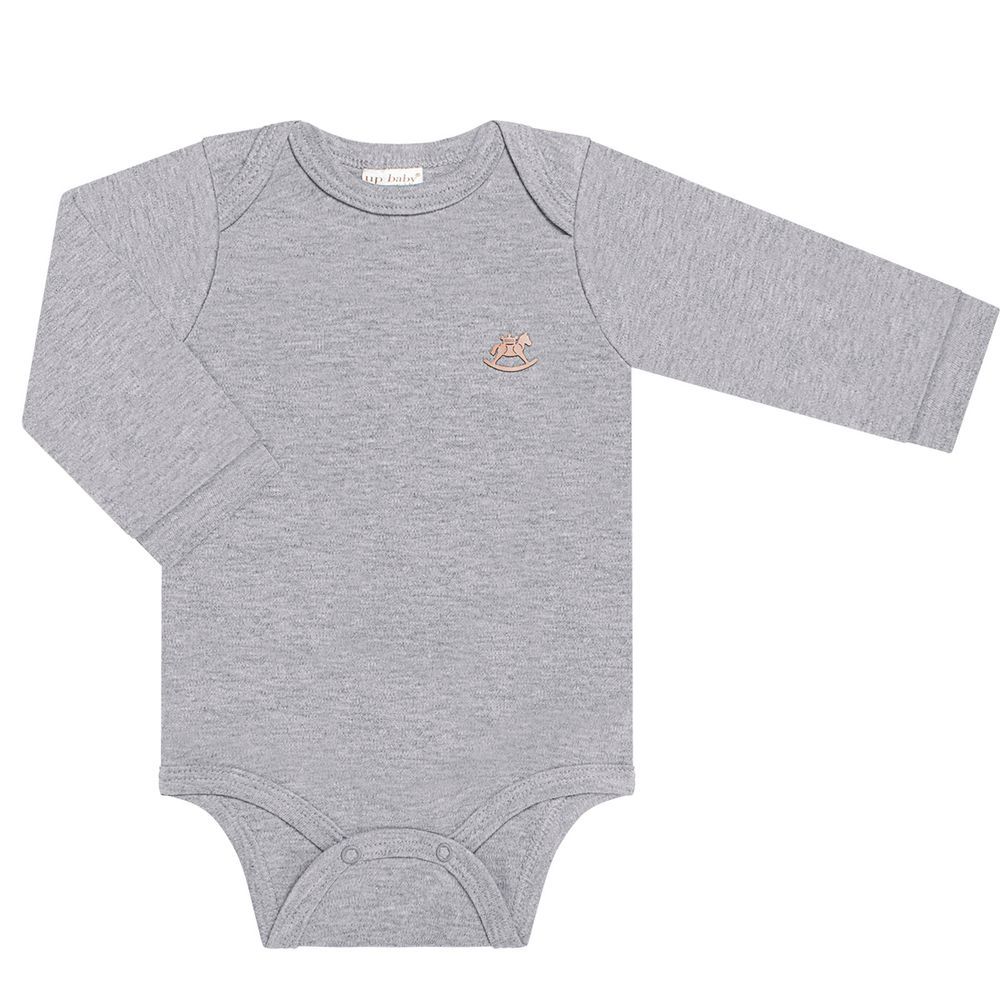 2501.42115-MES-P_A-moda-bebe-menina-menino-body-longo-em-suedine-mescla-up-baby-no-bebefacil-loja-de-roupas-enxoval-e-acessorios-para-bebes