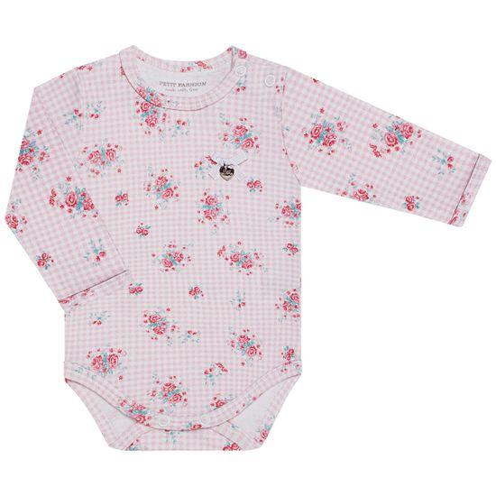 LBY01174845_A-moda-bebe-menina-body-longo-suedine-florzinhas-petit-by-la-baby-no-bebefacil-loja-de-roupas-enxoval-e-acessorios-para-bebes