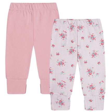 LBY10444845-RN_A-moda-bebe-menina-kit-2-calcas-mijao-em-suedine-roses-petit-by-la-baby-no-bebefacil-loja-de-roupas-enxoval-e-acessorios-para-bebes