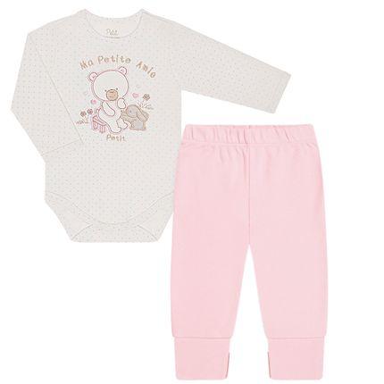 LBY17924861-RN_A-moda-bebe-menina-conjunto-body-longo-calca-em-suedine-ursinha-poa-petit-by-la-baby-no-bebefacil-loja-de-roupas-enxoval-e-acessorios-para-bebes