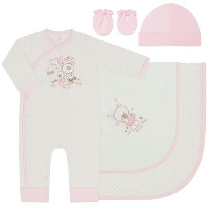 LBY47554861-RN_A-moda-bebe-menina-saida-de-maternidade-macacao-longo-manta-touca-luva-em-suedine-ursinha-poa-petit-by-la-baby-no-bebefacil-loja-de-roupas-enxoval-e-acessorios-para-bebes