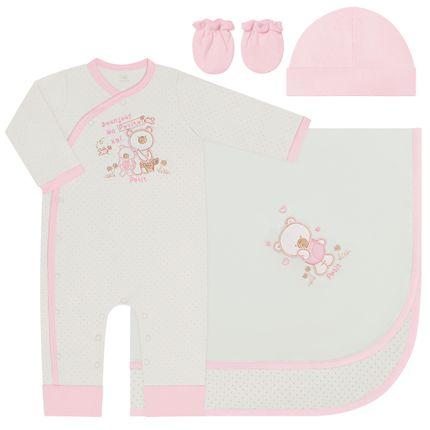 LBY47554861-RN_A--moda-bebe-menina-saida-de-maternidade-macacao-longo-manta-touca-luva-em-suedine-ursinha-poa-petit-by-la-baby-no-bebefacil-loja-de-roupas-enxoval-e-acessorios-para-bebes