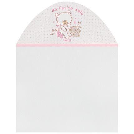 TFFA4861_A-enxoval-e-maternidade-toalha-de-banho-capuz-forro-fralda-ursinha-poa-petit-by-la-baby-no-bebefacil-loja-de-roupas-enxoval-e-acessorios-para-bebes