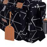 MB12MAN210.02-K-Bolsa-Termica-para-bebe-Anne-Manhattan-Preto---Masterbag