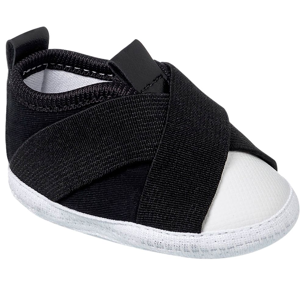 KB3250-73-A-Tenis-para-bebe-Slip-On-Preto---Keto-Baby
