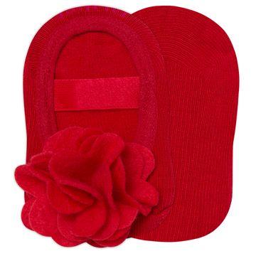 PK6939L-V_D-moda-bebe-menina-meia-sapatilha-flor-vermelha-puket-no-bebefacil-loja-de-roupas-enxoval-e-acessorios-para-bebes