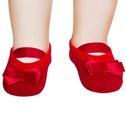 PK6979-VR_A-moda-bebe-menina-meia-sapatilha-puket-laco-vermelha-puket-no-bebefacil-loja-de-roupas-enxoval-e-acessorios-para-bebes