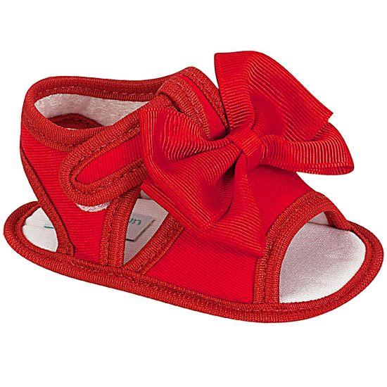 UNI640-026-A-Sandalia-para-bebe-Laco-Vermelha---Unipasso