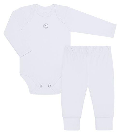 57844819-RN_A-moda-bebe-menino-menina-conjunto-body-longo-calca-malha-canelada-branco-vk-baby-no-bebefacil-loja-de-roupas-enxoval-e-acessorios-para-bebes