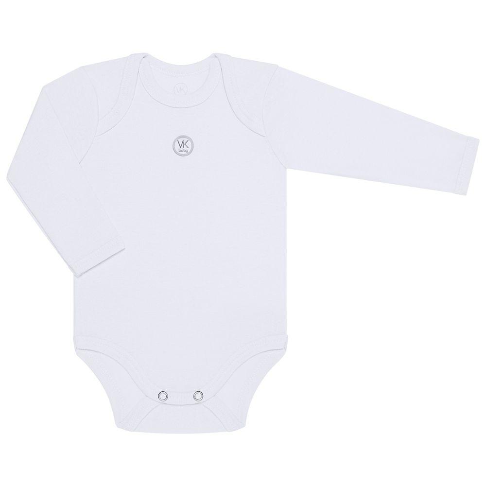 02134819-RN_B-moda-bebe-menino-menina-body-longo-em-malha-canelada-branco-vk-baby-no-bebefacil-loja-de-roupas-enxoval-e-acessorios-para-bebes