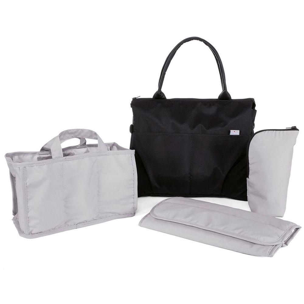 CH8069-B-A-Bolsa-Maternidade-Organizadora-para-bebe-Easy-Bag-Pure-Black-0m---Chicco