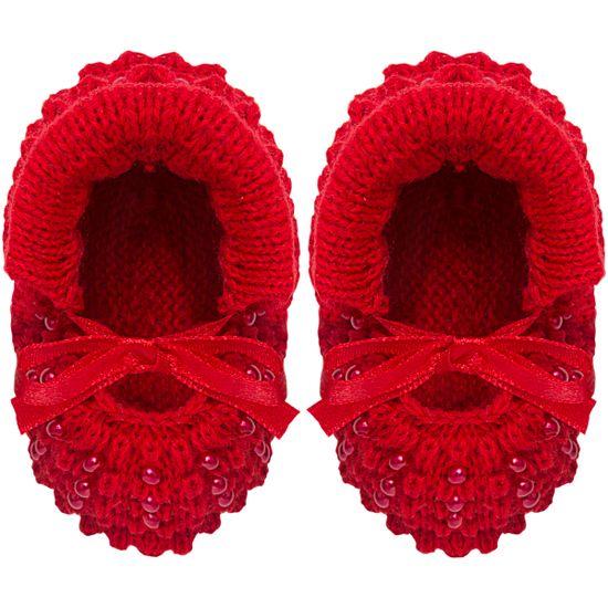 01019007007_A-bebe-menina-sapatinhos-sapatinho-em-tricot-laco-e-perolas-vermelho-roana-no-bebefacil-loja-de-roupas-enxoval-e-acessorios-para-bebes