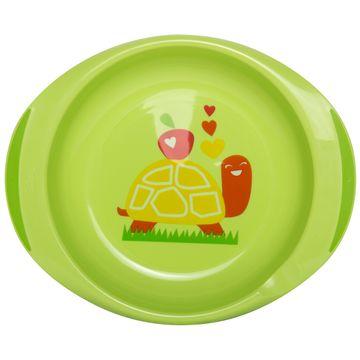 CH6830-B-B-Conjunto-de-pratos-Raso-e-Fundo-Neutral--12m---Tartaruga---Chicco
