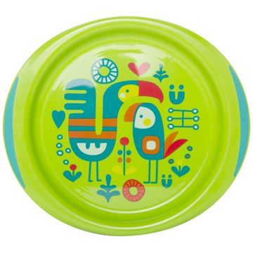 CH6830-B-E-Conjunto-de-pratos-Raso-e-Fundo-Neutral--12m---Tartaruga---Chicco