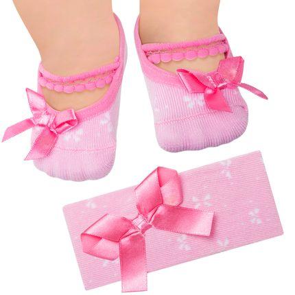 PK6934-LA_A-moda-bebe-menina-acessorios-faixa-de-cabelo-meia-sapatilha-flor-pom-pom-lacinhos-puket-no-bebefacil-loja-de-roupas-enxoval-e-acessorios-para-bebes