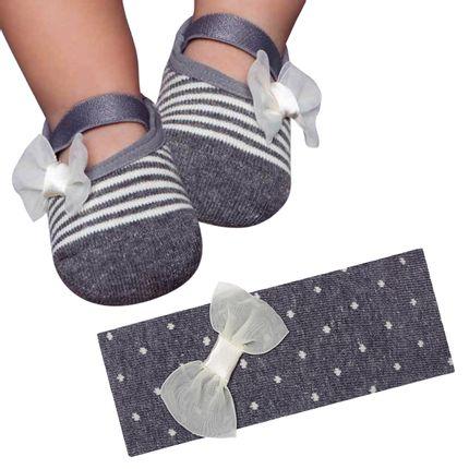 PK7034-ME_A-moda-bebe-menina-acessorios-faixa-de-cabelo-meia-sapatilha-laco-listras-mescla-puket-no-bebefacil-loja-de-roupas-enxoval-e-acessorios-para-bebes
