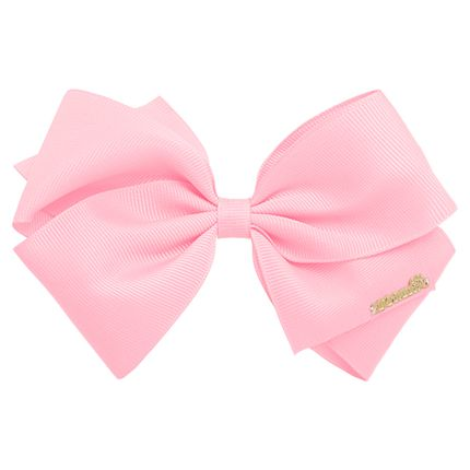 01219001046_A-moda-bebe-menina-acessorios-presilha-maxi-laco-em-gorgurao-rosa-roana-no-bebefacil-loja-de-roupas-enxoval-e-acessorios-para-bebes